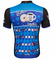 "ATD Men's Tandem Cycling Jersey ""Better Together"" in Blue"