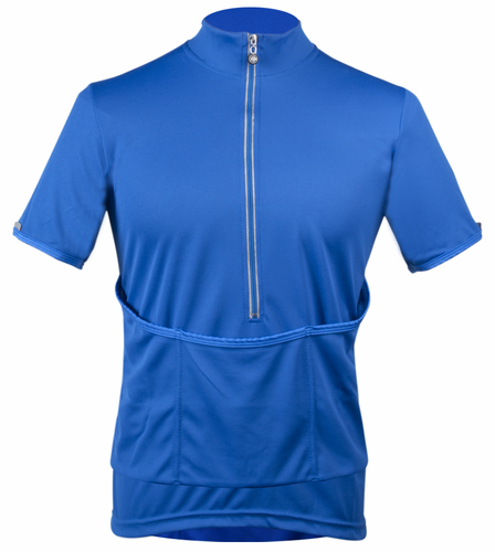 ATD Recumbent Jersey with Front Pockets by Aero Tech Designs