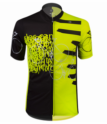ATD Tall Man's Cycling Jerseys