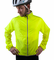 Aero Tech Men's Windbreaker Jacket - High Visibility Yellow Light and Packable
