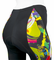ATD Women's Tenacious Hide-a-Rider Cycling Tights - Multi color Padded Tights