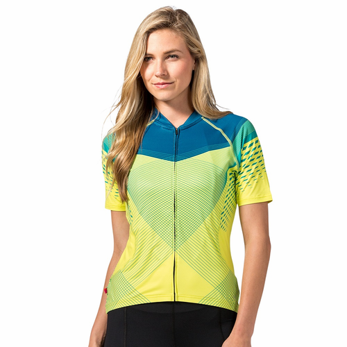 Bella Short Sleeve Cycling Jersey by Terry