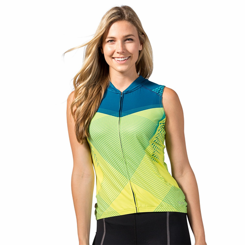 Bella Sleeveless Cycling Jersey by Terry