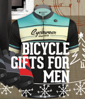 Bicycle Gifts for Men for the Holidays