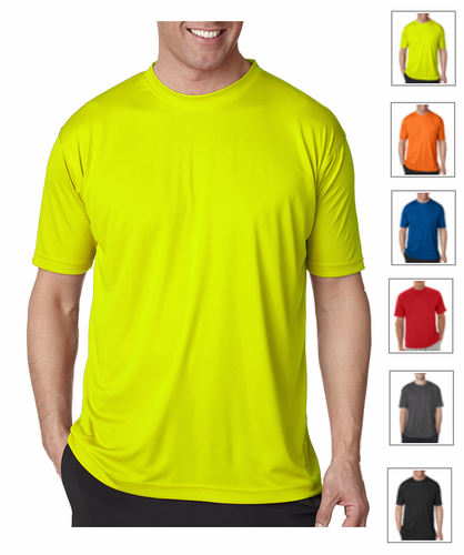 Big Man's Classic T-Shirt - Wicking Polyester
