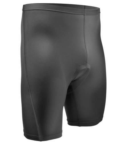 Classic Padded Bike Shorts for Big Size Men
