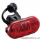 Cateye Triple LED Bicycle Tail Light TL-LD135R