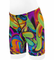 Child's Lava Lamp Cycle Shorts - Multi Colored - Made in USA
