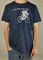 Cyclelogical T-Shirt I Am Motor - Bicycle Tee w Reflective Ink X-SMALL