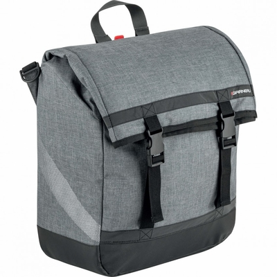 Downtown Cycling Rear Pannier Bag - Louis Garneau