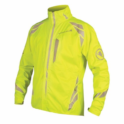 Endura Men's Luminite II Jacket with LED Rear light