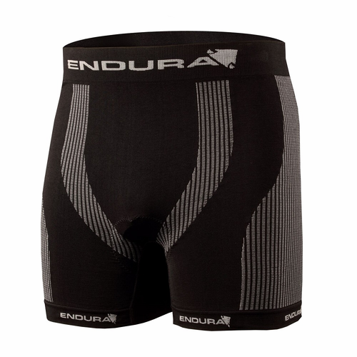 Engineered Padded Boxer Liner Shorts by Endura