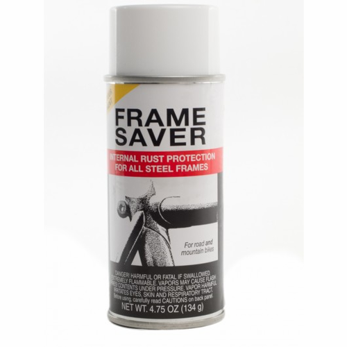Frame Saver Spray Rust Inhibitor for Bicycles