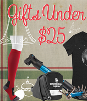Bicycle Gifts Under $25