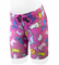 Child's Designer Cycling Shorts - It's Raining Cats and Dogs PINK Padded Shorts