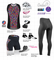 Goddess Fit and Slim Cycling Jersey for Women