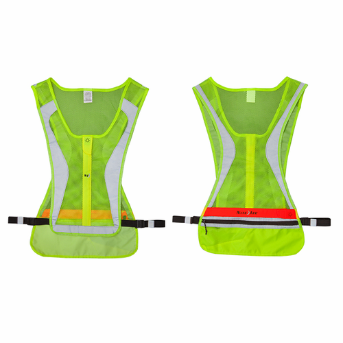 LED Run Vest with Reflective by Nite Ize