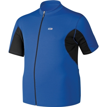 Louis Garneau Contender CL Cycling Bike Jersey - Royal - 1X