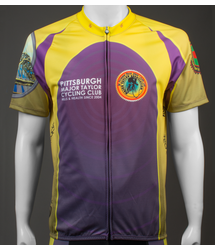 Major Taylor Cycling Club | Peloton Jersey