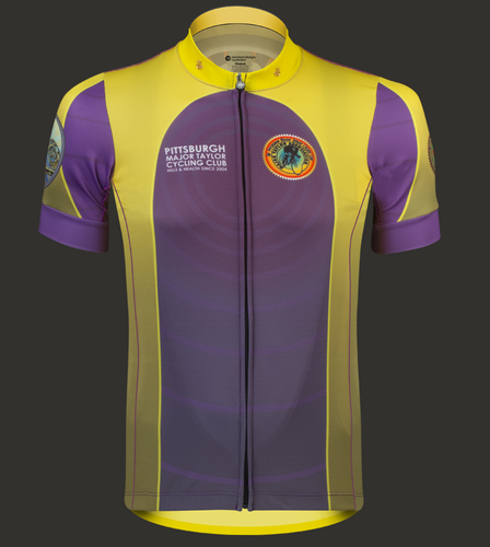 Major Taylor Cycling Club | Premiere Jersey