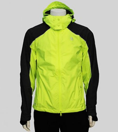 IllumiNITE Men's Providence Waterproof Cycling Jacket - Sold Out