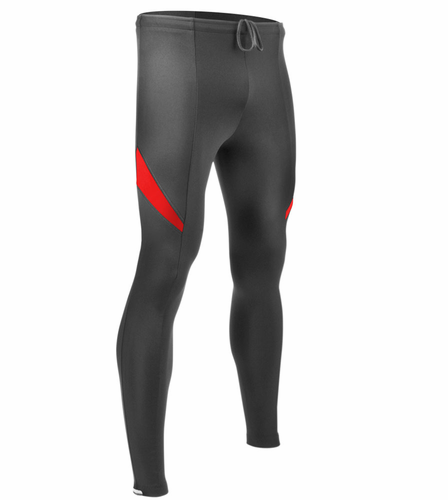 Aero Tech Mens Supplex Workout Tights - Size: Sm