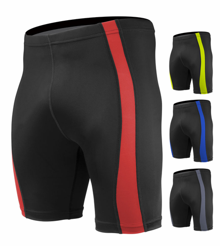 Spandex shorts increase blood circulation which oxidizes the muscles during exercise.