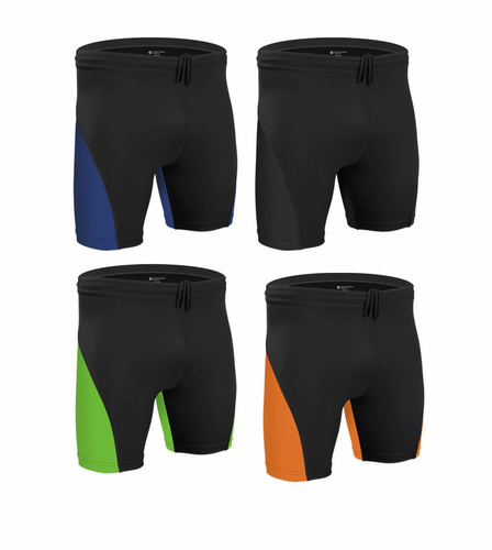 Mens High Performance Exercise Compression Short