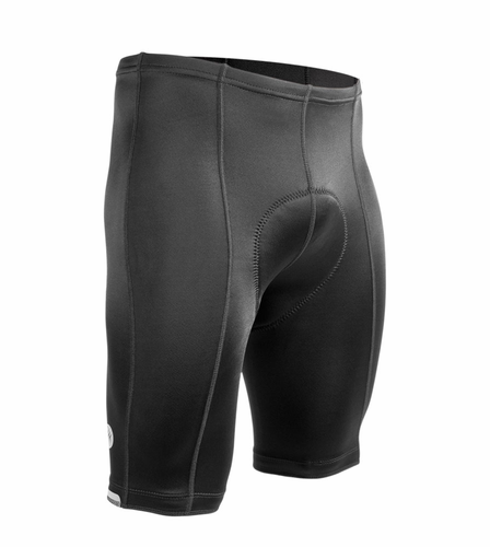 Aero Tech Men's Top Shelf Padded Bike Short - Made in USA