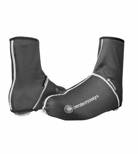 Aero Tech Mid Weight Windproof Cycling Shoe Cover