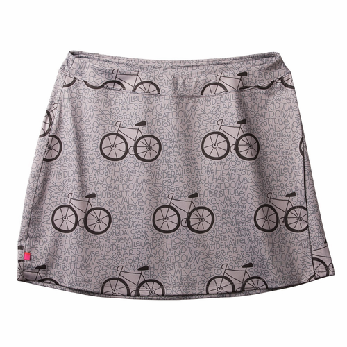 Mixie Bicycle Skirt Cover-Up by Terry