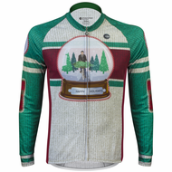NEW! Christmas Sweater Cycling Jersey � Happy Holidays