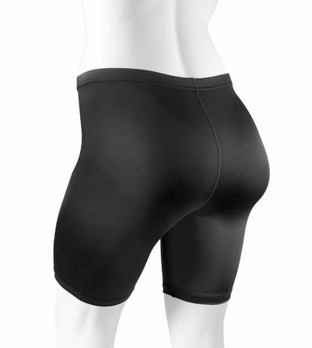 Aero Tech PLUS Womens Classic Bike short Style Compression Workout Short