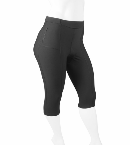 Plus Women's Padded Cycling Knicker - Terry