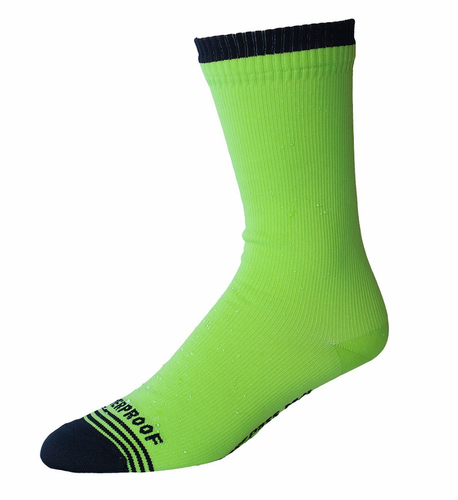 Showers Pass Waterproof Hi-Viz Crosspoint Crew Socks