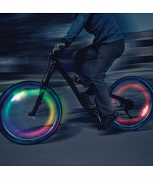 SpokeLit LED Wheel Light - Disc-O-Select by Nite Ize