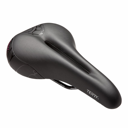 Terry Butterfly Womens Saddle with Cromoly-Rails