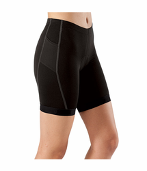 "Tri Short By Terry with 8"" Inseam"
