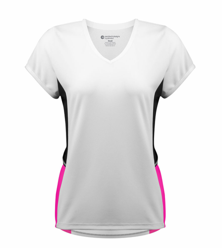 Women's Luna Athletic Tee – Made in USA