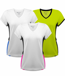 Women�s Luna Athletic Tee � Made in USA