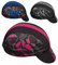 Women's Mosaic Designer Cycling Cap - Pink, Blue or Gray - Made in USA