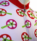 Women's Printed Cycling Jersey - Pink Strawberry Fields Made in USA