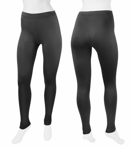 Aero Tech Womens Spandex Tights Stretch Workout Leggings - UNPADDED