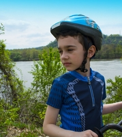 Child cycling jerseys