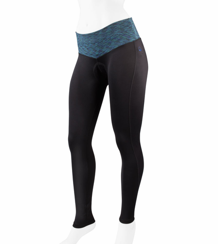 Zoic Women's Opulent Padded Cycling Tight