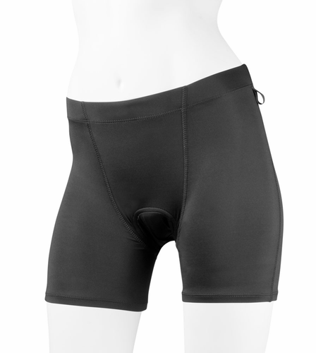 Zoic Women's Premium Padded Liner Cycling Shorts