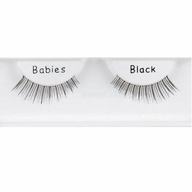 Ardell Natural Eyelashes Babies - Black