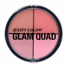 City Color Glam Quad