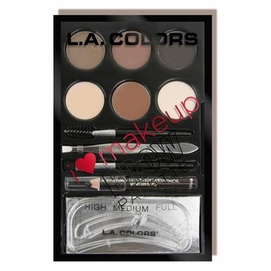 L.A. Colors I Heart Brow Palette