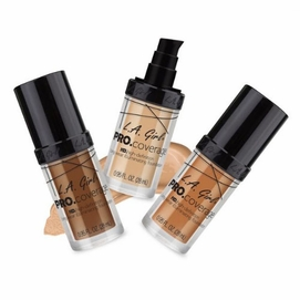 LA Girl Pro Coverage Illuminating Foundation